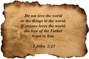 1 John 02:15