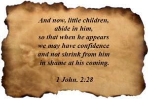 1 John 02:28