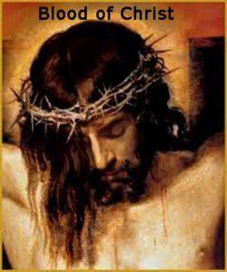 Blood of Christ
