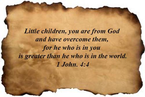 1 John 04:04