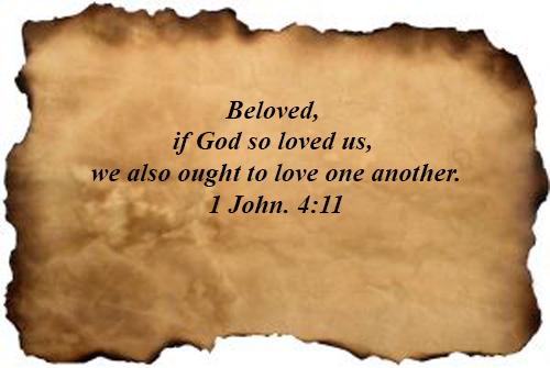 1 John 04:11