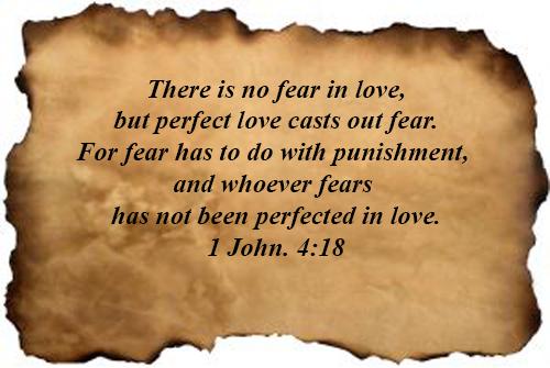 1 John 04:18