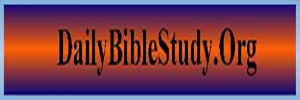 Daily Bible Study Blog